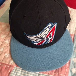 Angels retro hat